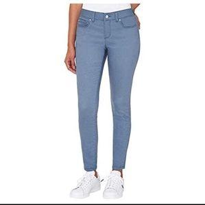 NWT high rise no gap waist strech skinny jeans